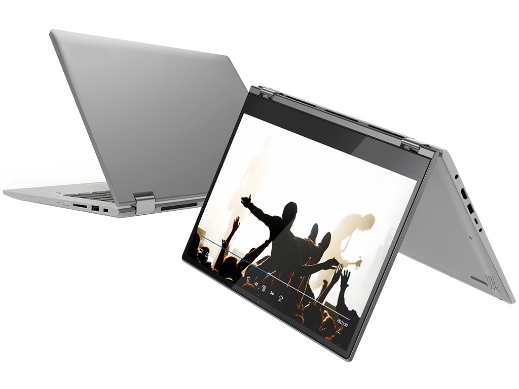 Ноутбук Lenovo 530-14IKB Grey 81EK019PRU (Intel Core i3-7130U 2.7 GHz/8192Mb/256Gb SSD/No ODD/Intel HD Graphics/Wi-Fi/Bluetooth/Cam/14/1920x1080/Windows 10)