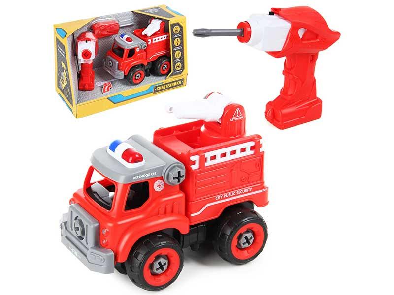 Игрушка Drift Пожарная бригада 82652