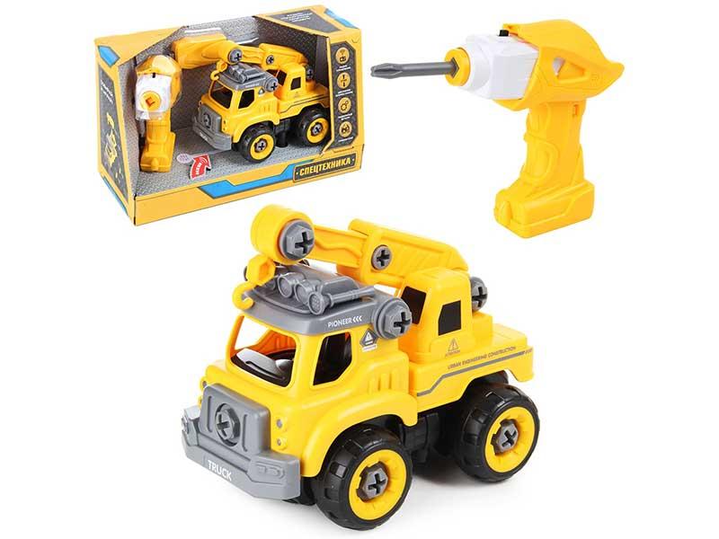 Игрушка Drift Кран строительный 82649