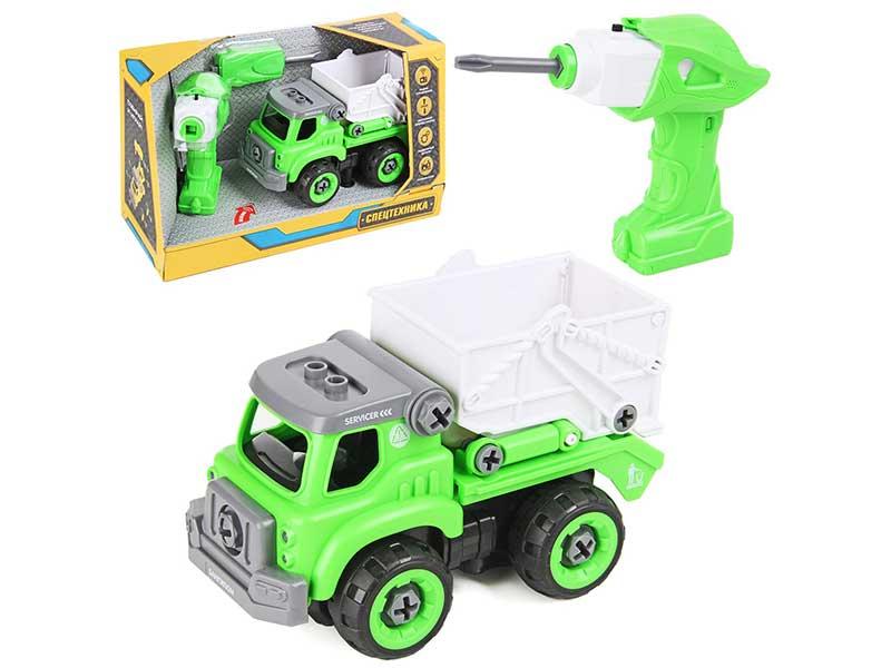 Игрушка Drift Грузовик-мусоровоз 82655