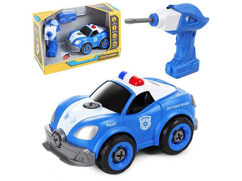Игрушка Drift Полицейский патруль 82650