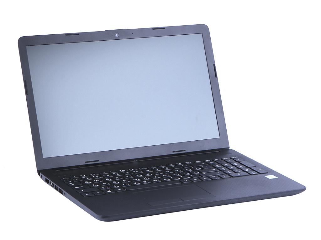 Ноутбук HP 15-da0409ur Black 6RM73EA (Intel Core i3-7100U 2.4 GHz/4096Mb/128Gb SSD/Intel HD Graphics/Wi-Fi/Bluetooth/Cam/15.6/1366x768/DOS)