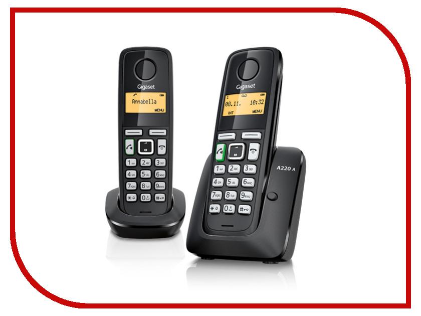 Радиотелефон Gigaset A220A DUO<br>