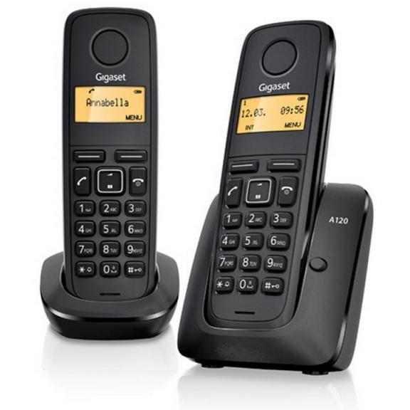 Zakazat.ru: Радиотелефон Gigaset A120 DUO