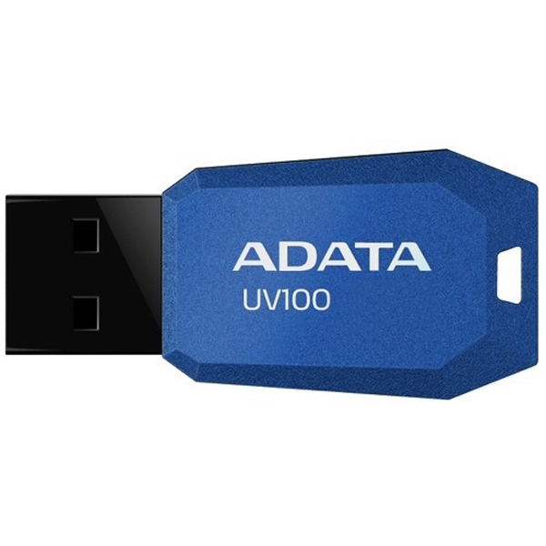 USB Flash Drive 16Gb - A-Data UV100 Classic Blue AUV100-16G-RBL
