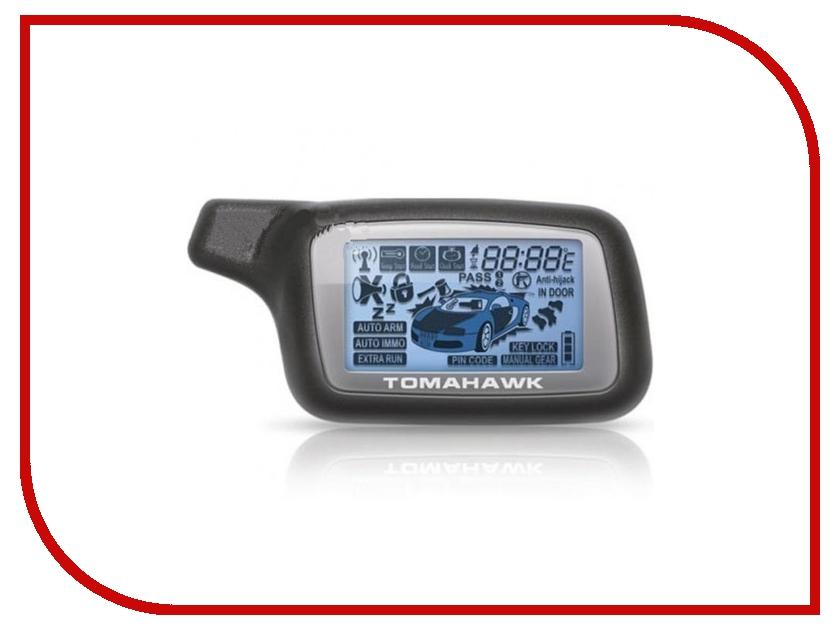 аксессуар брелок tomahawk tz 9010 с жк дисплеем Аксессуар Брелок Tomahawk X3 / X5 с жк-дисплеем