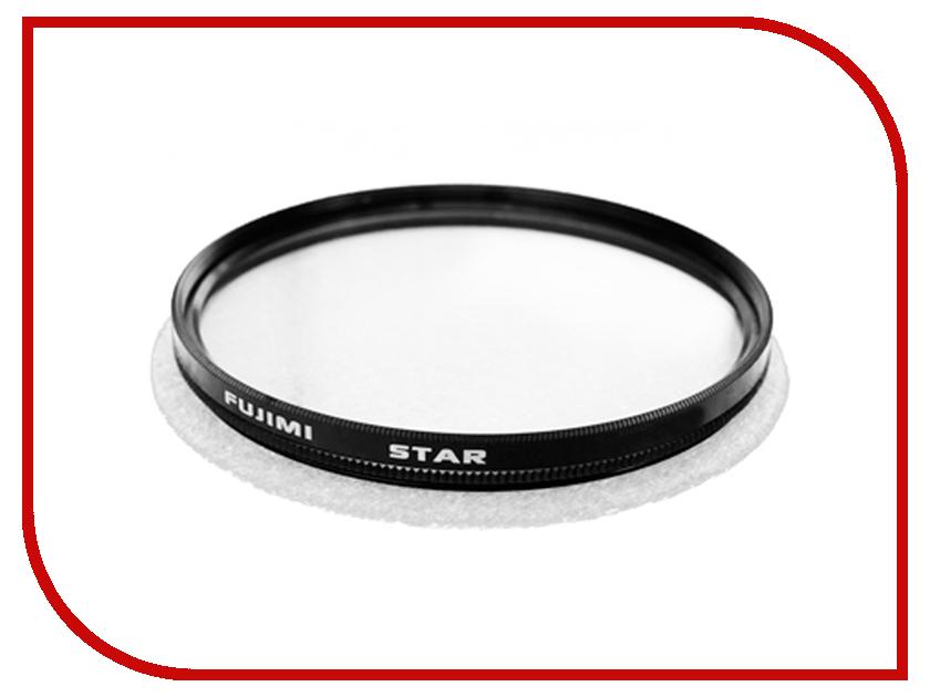 Светофильтр Fujimi Star-4 52mm