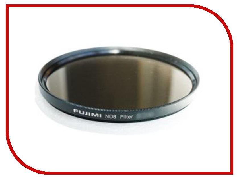 Светофильтр Fujimi ND8 58mm<br>