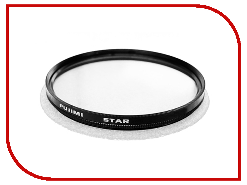 Светофильтр Fujimi Star-4 58mm