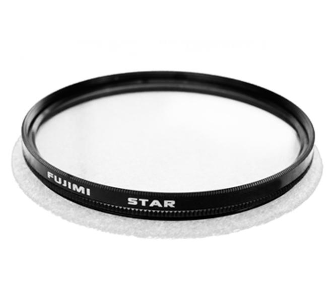 Светофильтр Fujimi Star-6 67mm светофильтр fujimi vari nd nd2 400 72mm