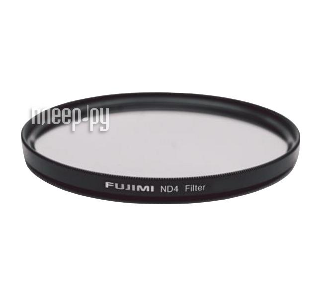 Светофильтр Fujimi ND4 82mm