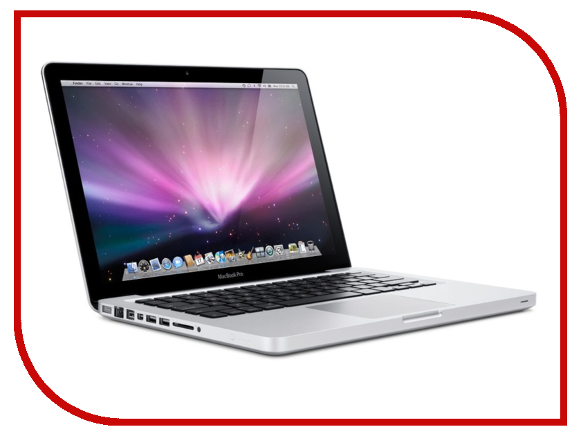 Ноутбук APPLE MacBook Pro 13 MD101RS/A / MD101RU/A Intel Core i5 2.5 Ghz/4096Mb/500Gb/DVD-RW/HD Graphics 4000/Wi-Fi/Bluetooth/Cam/13.3/1280x800/Mac OS<br>