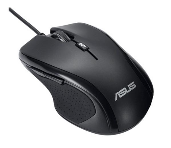 Мышь ASUS UX300 Black 90-XB2P00MU00000 USB