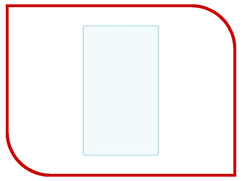 Защитная пленка 17.5-inch LuxCase универсальная прозрачная 380x250mm 80124<br>