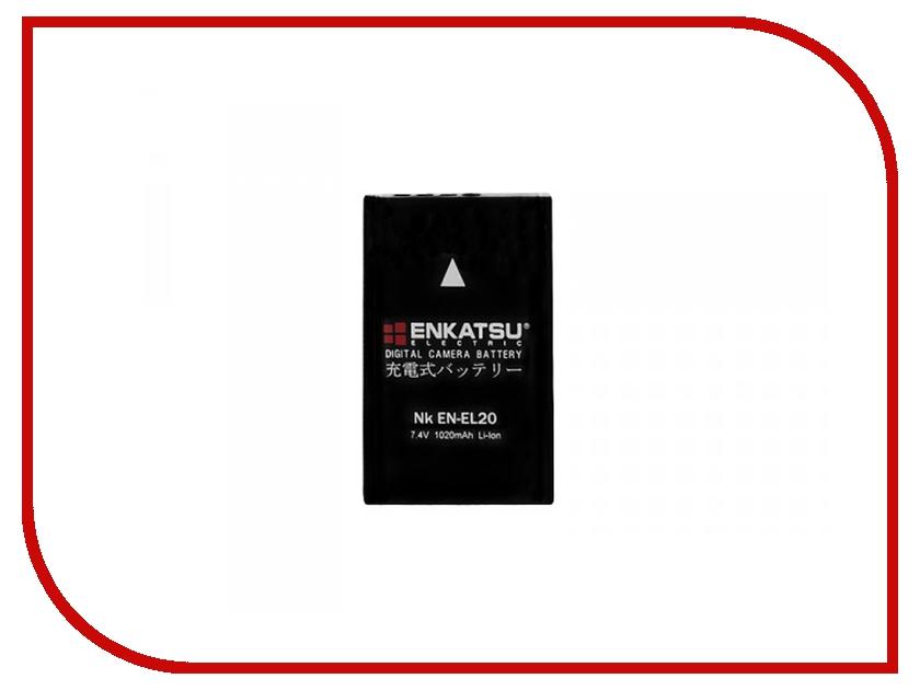 Аккумулятор Enkatsu NK EN-EL20