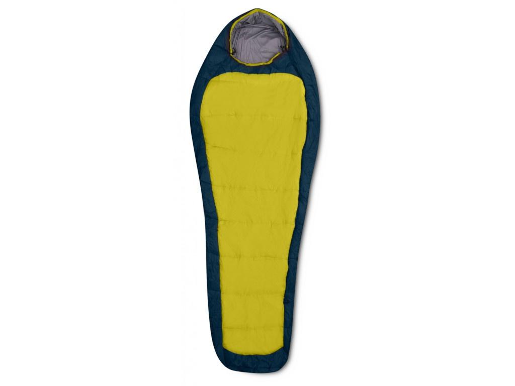Cпальный мешок TRIMM Impact 195 R Yellow