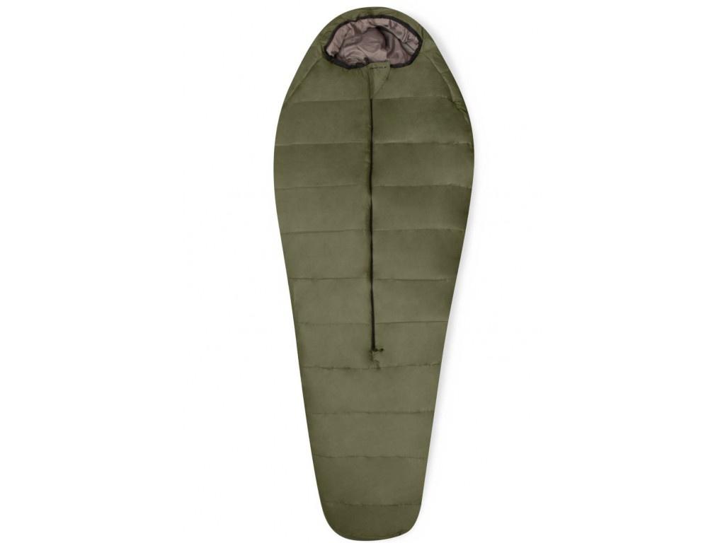 Cпальный мешок TRIMM Battle 195 R Khaki