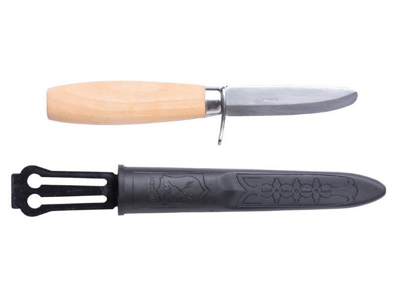 Нож Morakniv Rookie 12991 - длина лезвия 72мм rookie yearbook three stickers