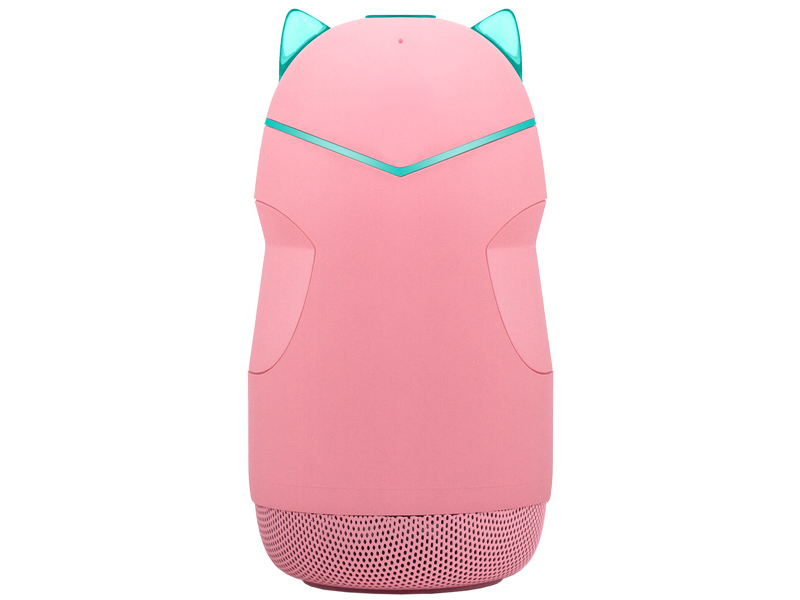 Колонка Rombica Mysound Kitty 3C Pink BT-S017