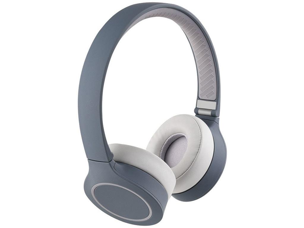 Rombica mysound BH-08 Grey наушники mysound bh 04 gray