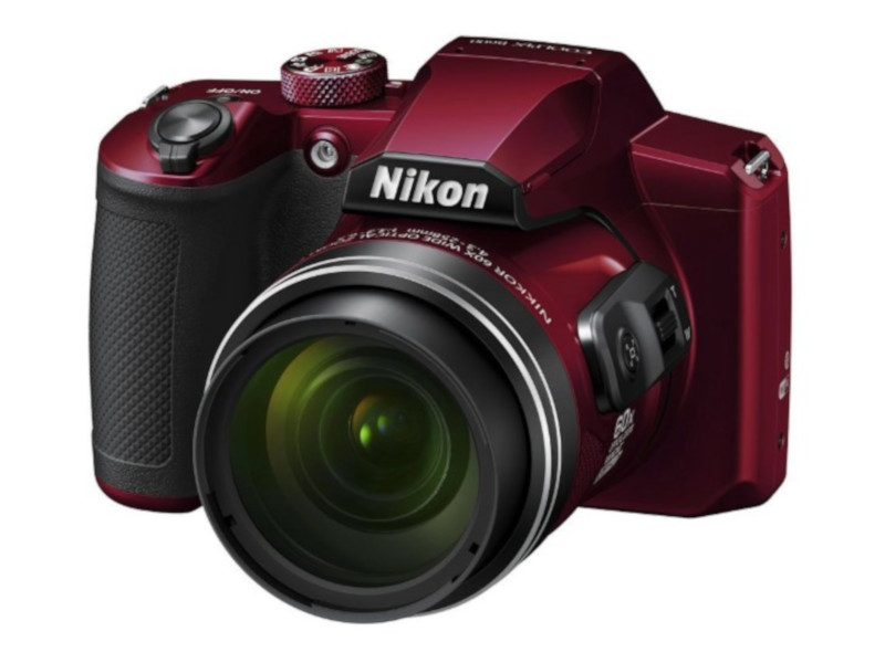 Фотоаппарат Nikon Coolpix B600 Red