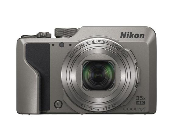 Фото - Фотоаппарат Nikon Coolpix A1000 Silver фотоаппарат nikon coolpix w300 камуфляж