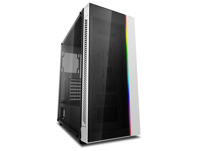 Корпус DeepCool Matrexx 55 ADD-RGB WH ATX Без БП White