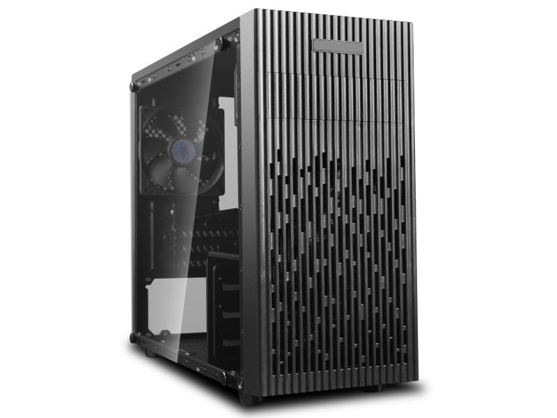 Корпус DeepCool Matrexx 30 mATX Без БП Black