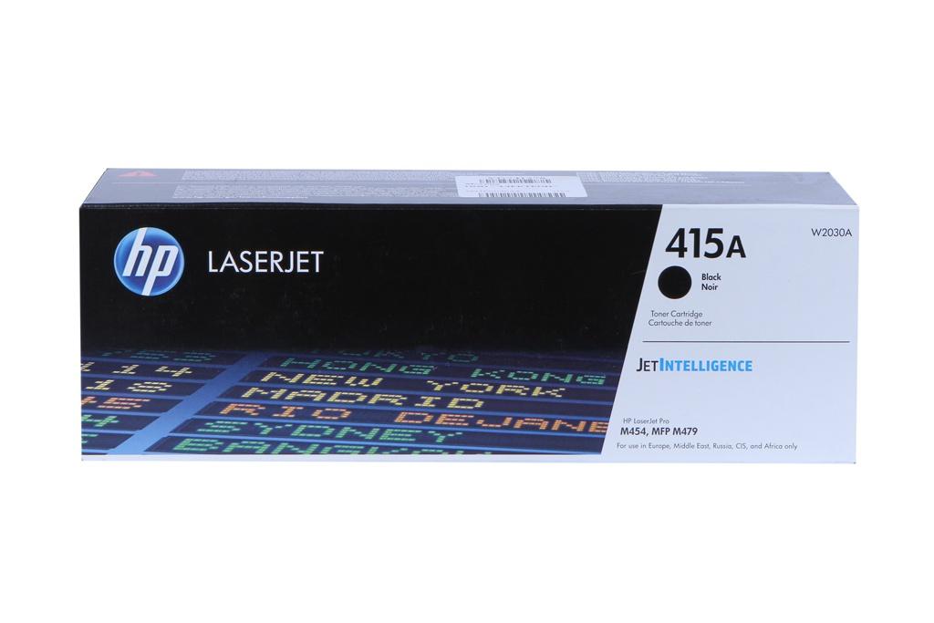 Картридж HP 415A W2030A Black для LJ M454/MFP M479
