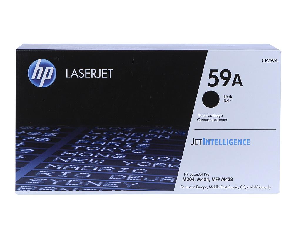 Картридж HP 59A CF259A Black для LJ M304/M404/MFP M428