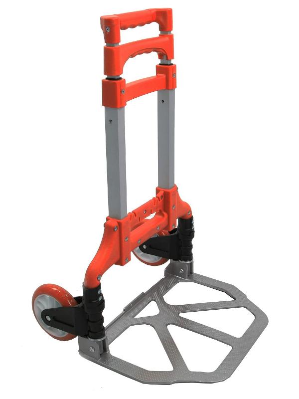 Сумка-тележка Тележка складная Koleso BC-140 Red 10887A-1 сумка тележка rolser