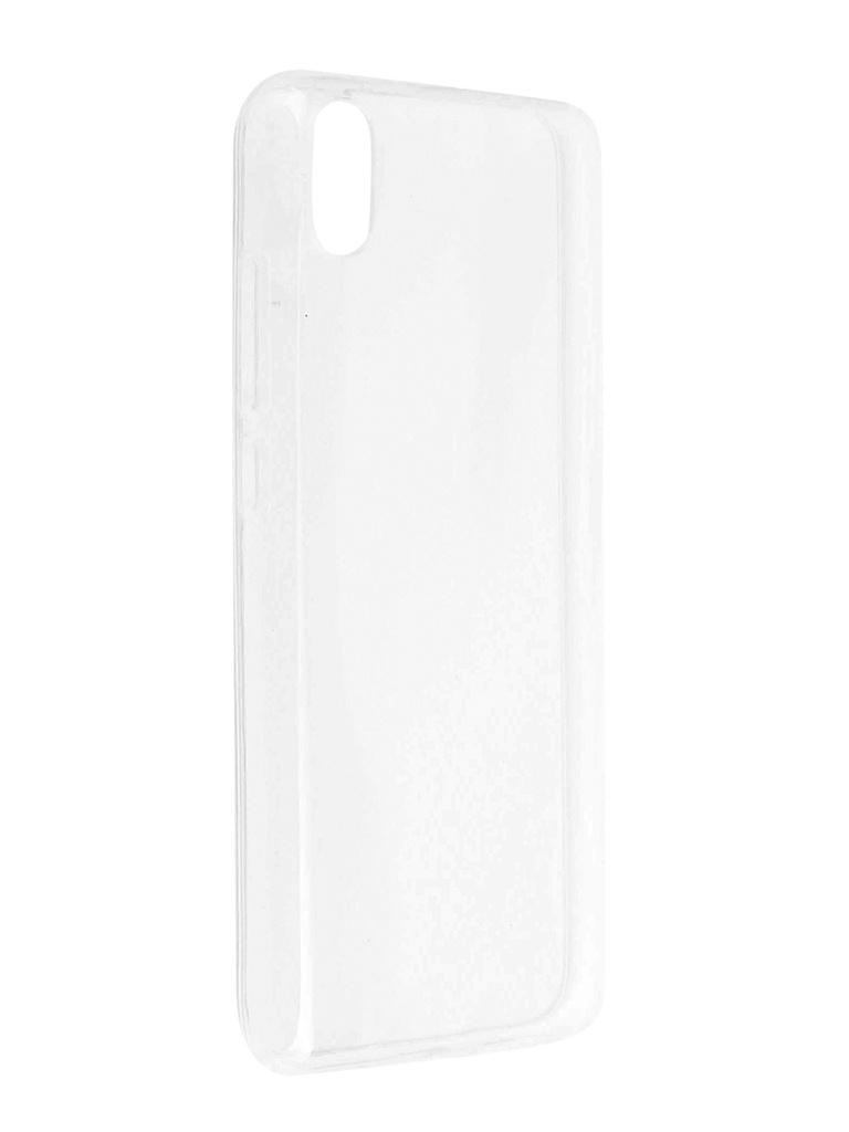 Аксессуар Чехол Zibelino для Xiaomi Redmi 7A 2019 Ultra Thin Case Transparent ZUTC-XMI-RDM-7A-WHT аксессуар чехол zibelino для xiaomi mi8 lite ultra thin case transparent zutc xia mi8lt wht