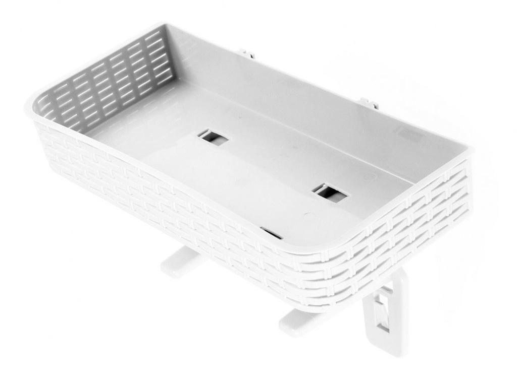 Полка для хранения Bradex плетеная 36x17x6cm White TD 0573