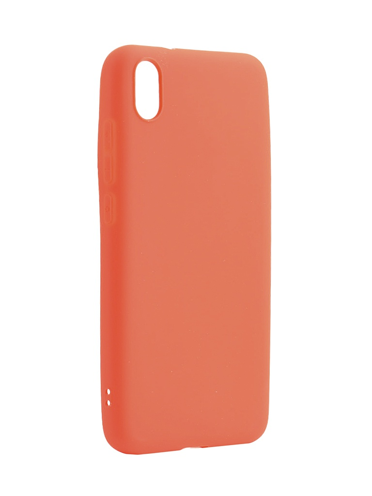 Чехол Zibelino для Xiaomi Redmi 7A 2019 Soft Matte Red ZSM-XIA-7A-RED