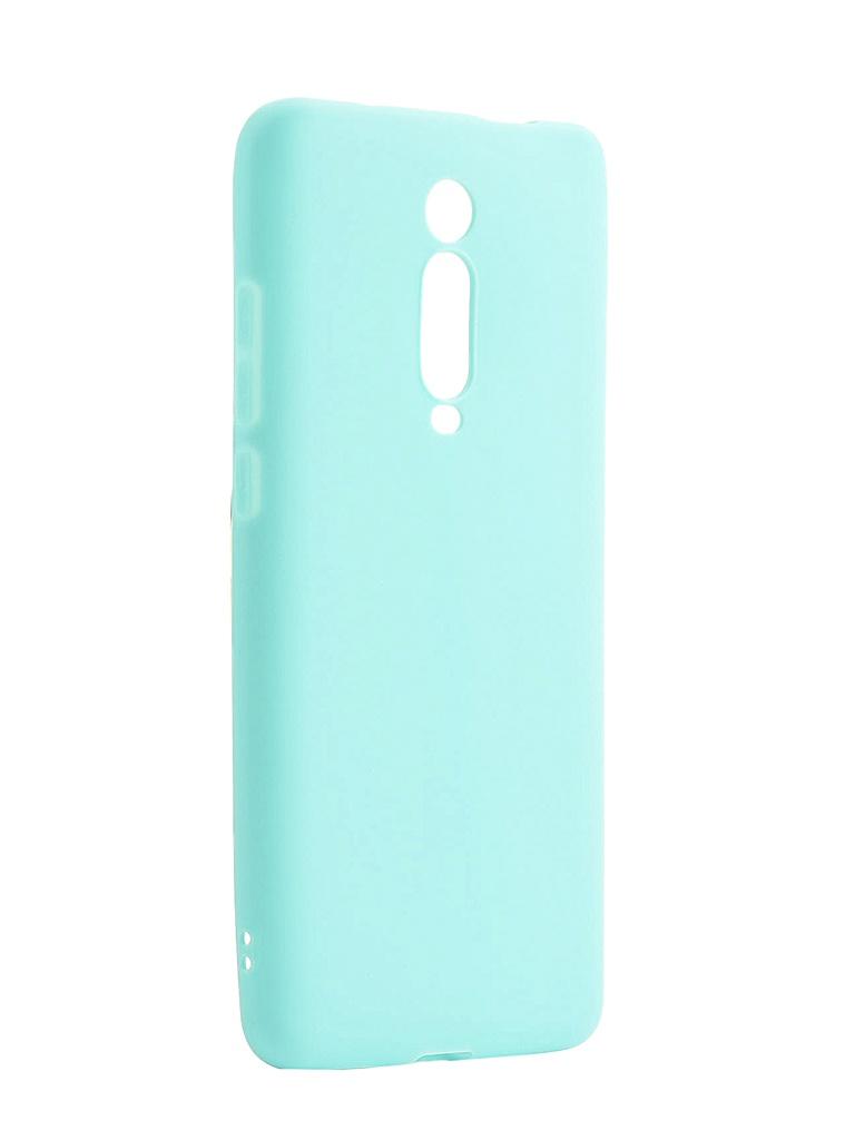 Чехол Zibelino для Xiaomi Mi9T/MI9T PRO/Redmi K20/K20 Pro 2019 Soft Matte Turquoise ZSM-XIA-MI9T-TQS цена и фото