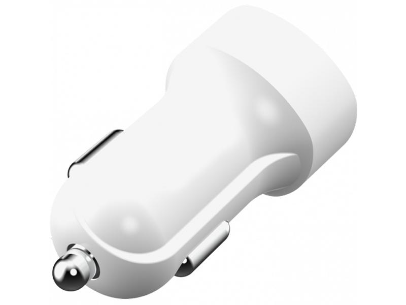 Фото - Зарядное устройство Ritmix RM-4221 2xUSB White зарядное