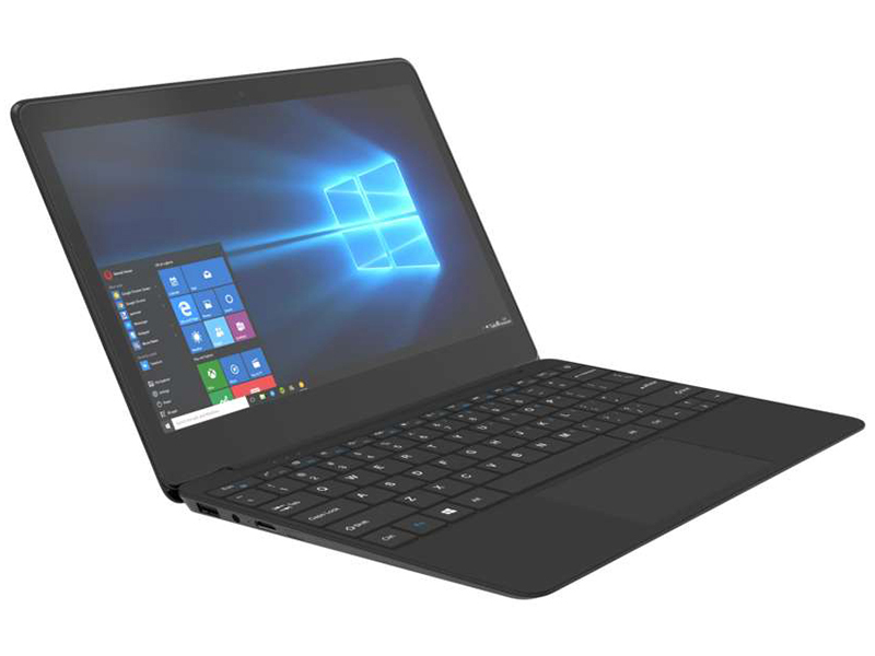 Ноутбук Irbis NB211b Black (Intel Celeron N3350 1.1 GHz/3072Mb/32Gb SSD/Intel HD Graphics/Wi-Fi/Bluetooth/Cam/11.6/1920x1080/Windows 10 Home)