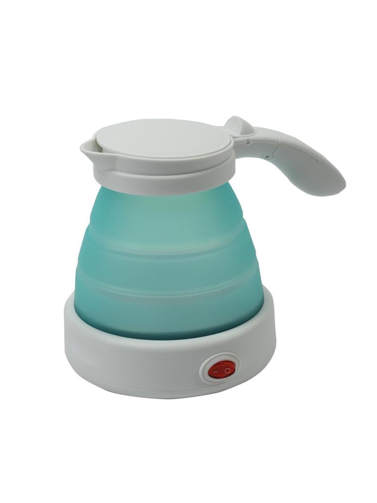 Чайник Kitfort KT-667-2 Light Blue