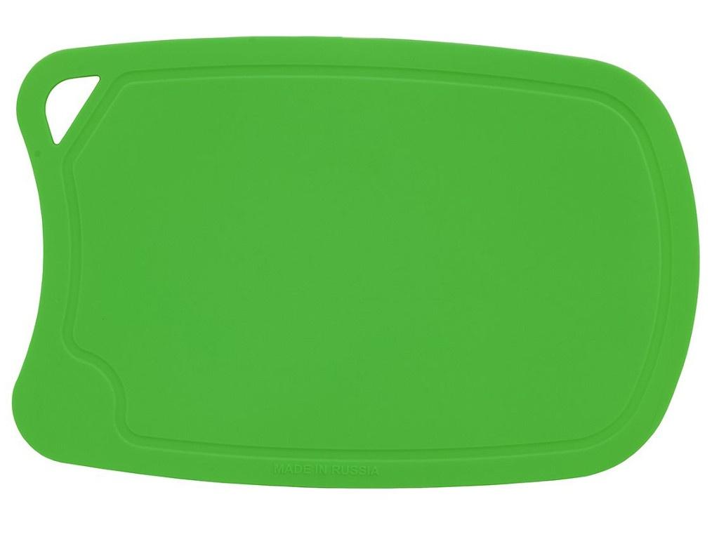 Доска разделочная TimA 31x21cm Light Green ДРГ-3221