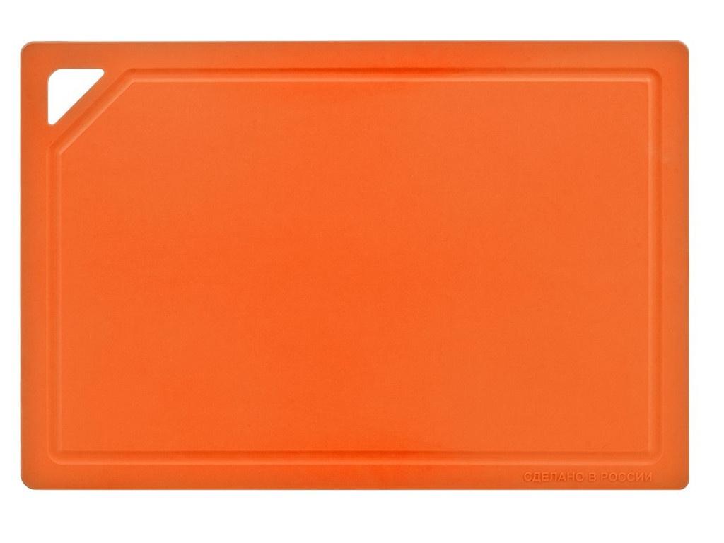 Доска разделочная TimA 31x21cm Orange ДРГ-3022