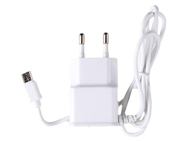 Фото - Зарядное устройство Exployd MicroUSB 1.0m 2А White EX-Z-256 беспроводное зарядное устройство a data cw0100 2а microusb белый acw0100 1c 5v cwh