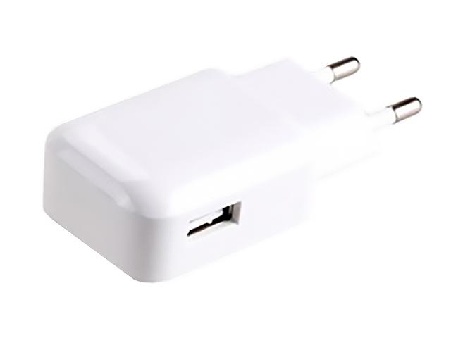 Зарядное устройство Exployd 1хUSB 2.1A White EX-Z-232