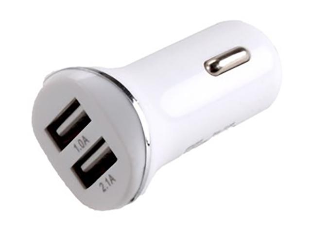 Фото - Зарядное устройство Exployd 2хUSB 3А White EX-Z-236 зарядное