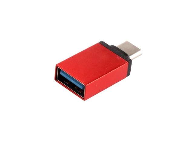 Аксессуар Exployd Type-C - USB3.0 OTG Red EX-AD-300