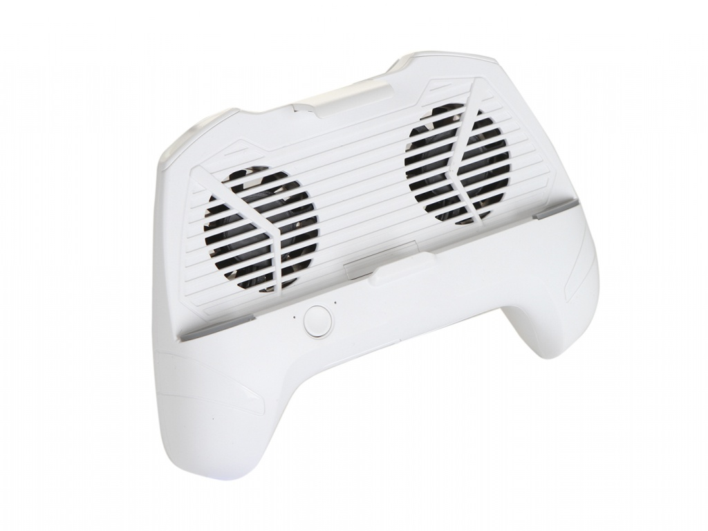 Аккумулятор-держатель Baseus Cool Play Games Dissipate-heat Hand Handle White ACSR-CW02