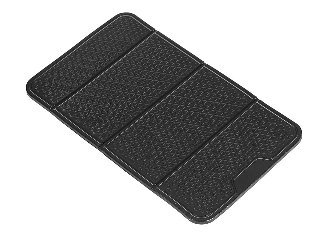 Коврик на торпедо Стикер-кронштейн Baseus Folding Bracket Antiskid Pad Black SUWNT-01