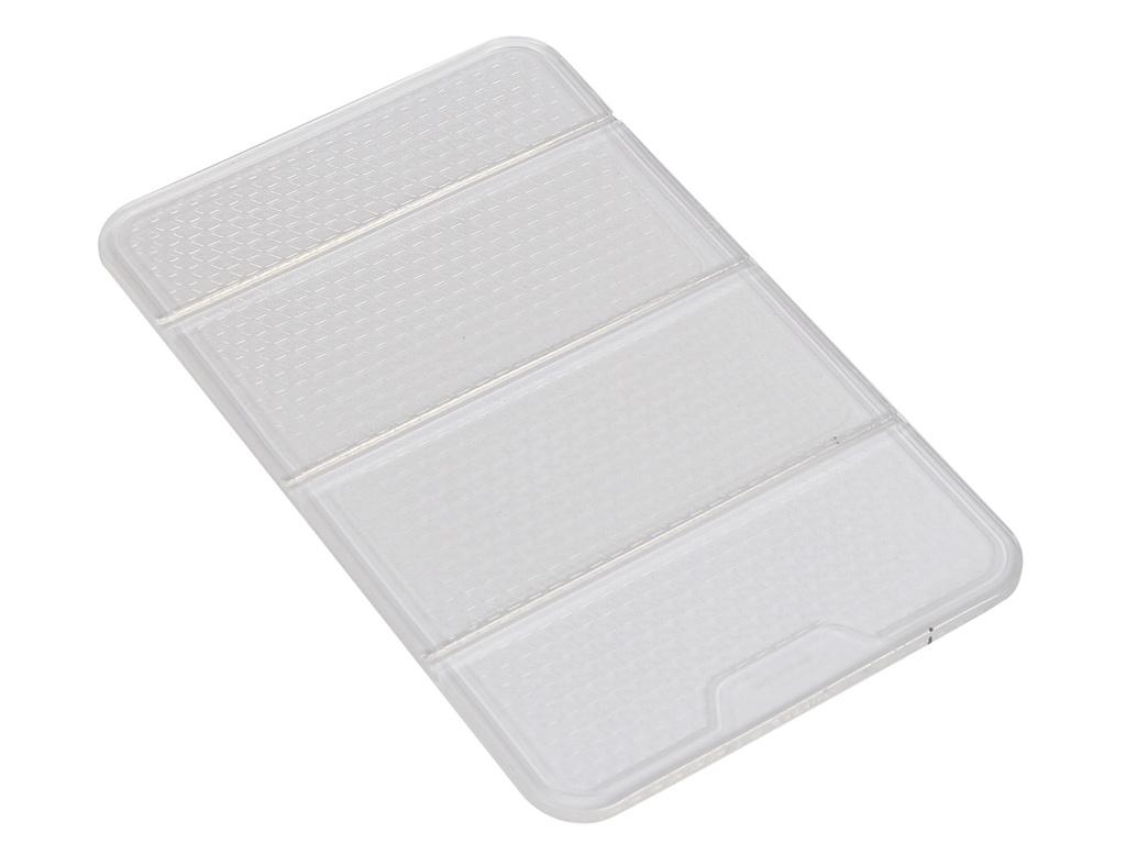 Коврик на торпедо Стикер-кронштейн Baseus Folding Bracket Antiskid Pad Transparent SUWNT-02