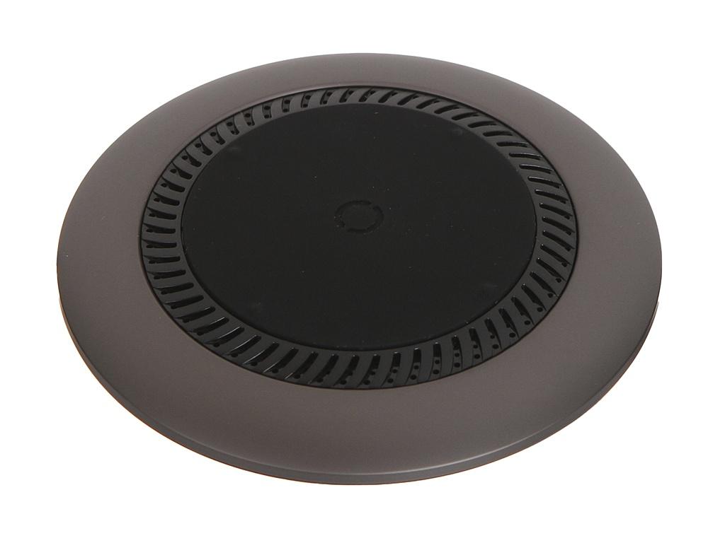 Фото - Зарядное устройство Baseus Whirlwind Desktop Wireless Charger Black CCALL-XU01 беспроводное зарядное устройство baseus whirlwind desktop wireless charger black