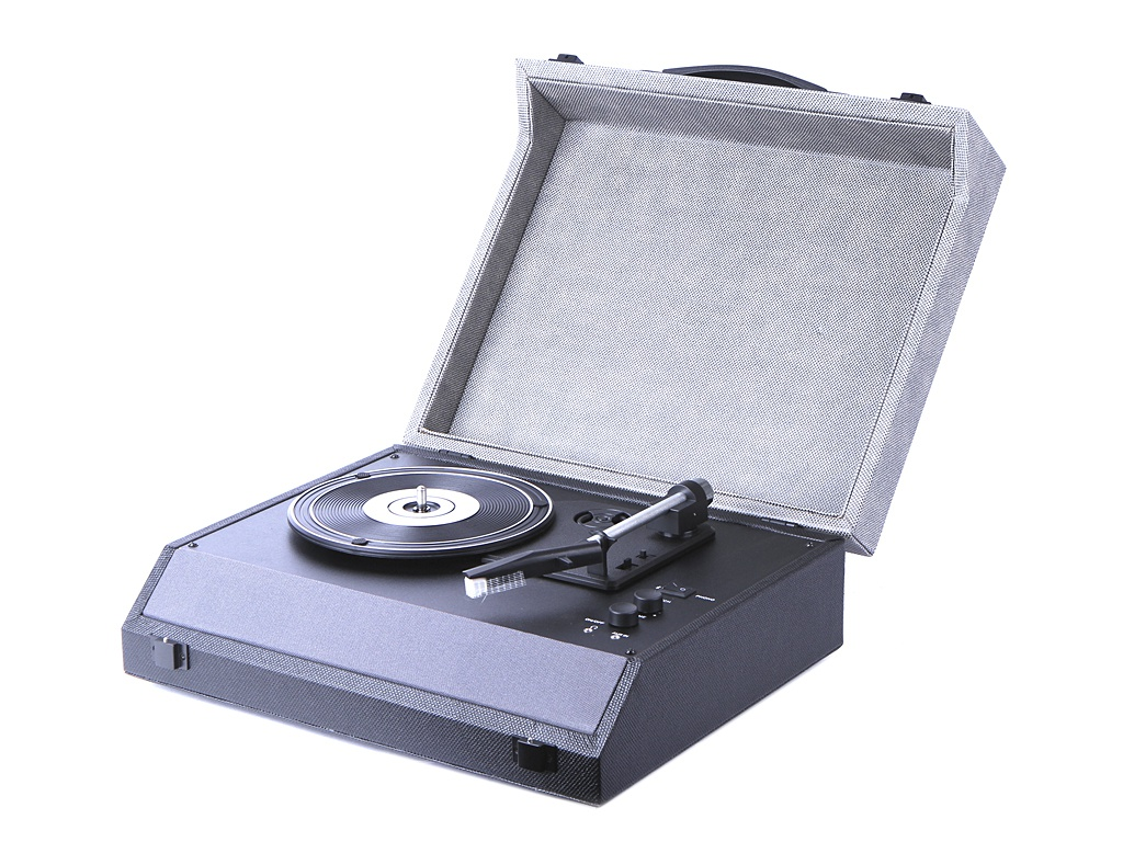 Проигрыватель Crosley Momento Midnight CR8018A-MN — Momento