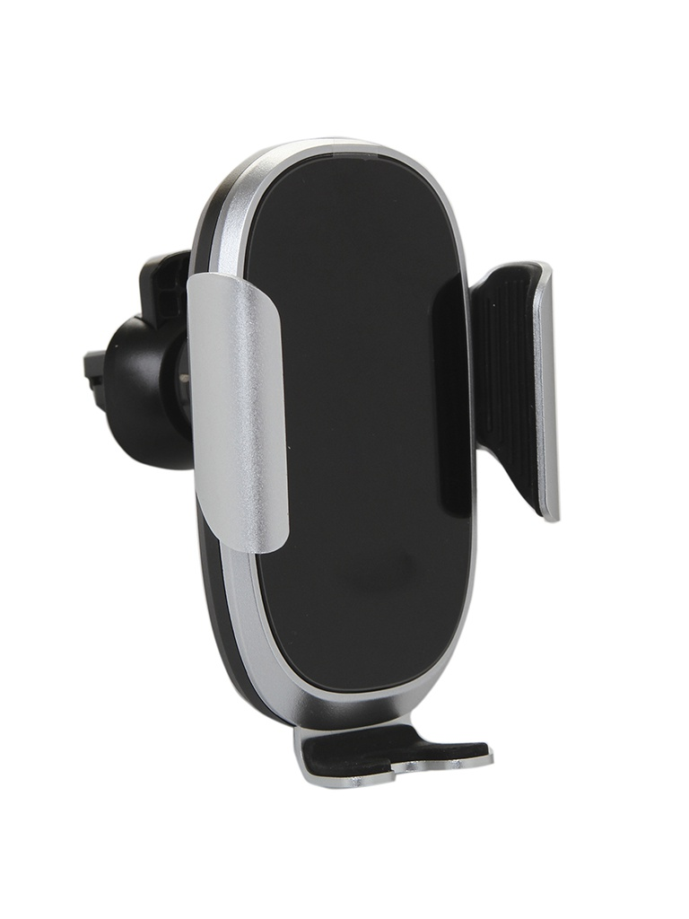 Держатель Baseus Smart Car Mount Cell Phone Holder Silver SUGENT-ZN0S